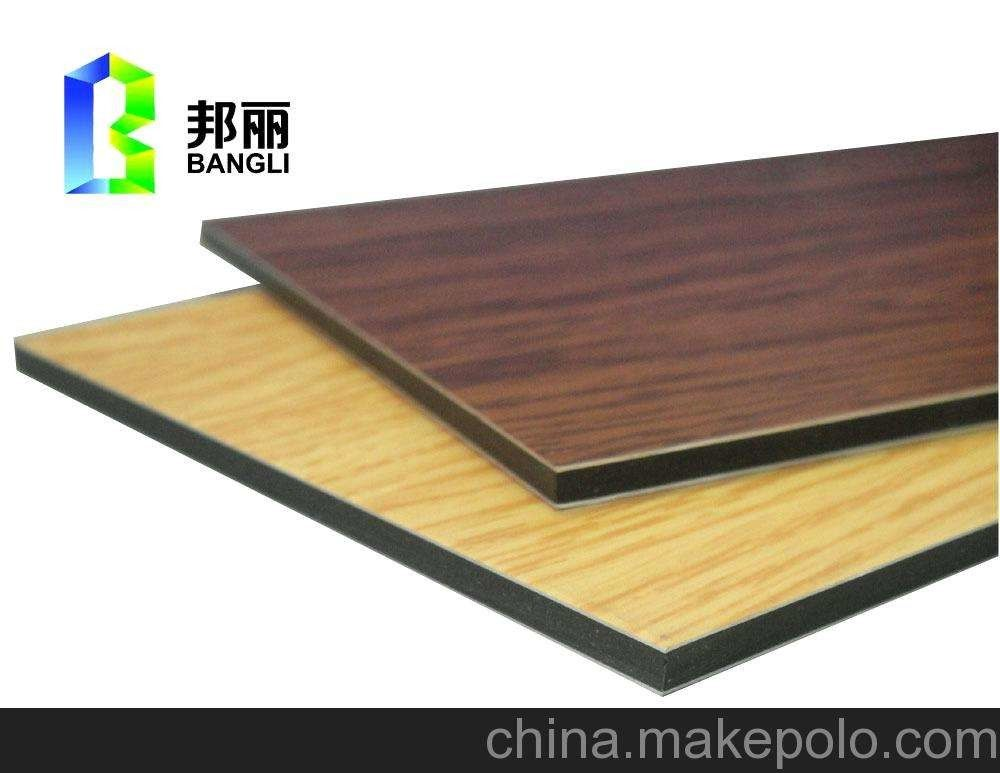 ACP PVDF Aluminum Composite Panel for Exterior, Thickness